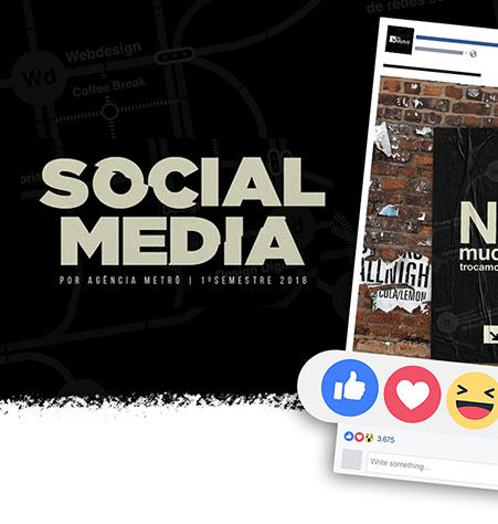 Social Media – 1 Semestre 2018
